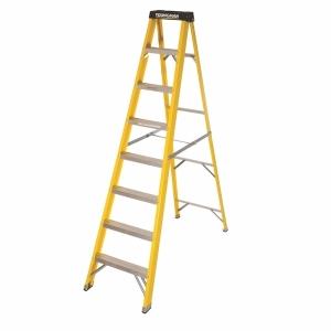 Step Ladder GRP