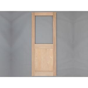 Solid Oak External Door 2XG External Door Custom size