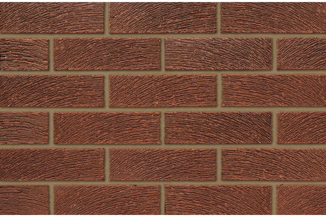 Ibstock Brick Throckley Red Rustic - Pack Of 500