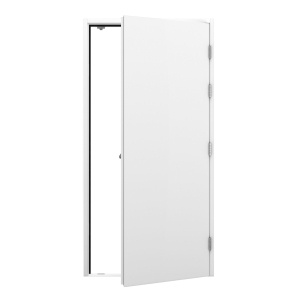 Lathams Fire Escape Steel Door Right Hand Right Hand 895 x 2020mm
