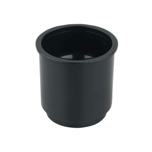 Osma RoundLine 0T024 Pipe Connector 68mm Black