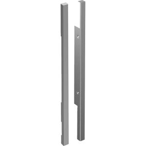 NEFF Combination Stainless Steel Edging Strip 45 + 14 cm Z11SZ60X0