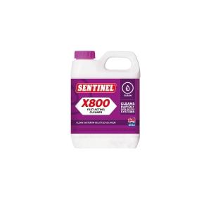 Sentinel X800 Jetflo Cleaner 1L