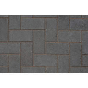 Marshalls Keyblock Charcoal Concrete Block Paving 200mm x 100mm x 80mm