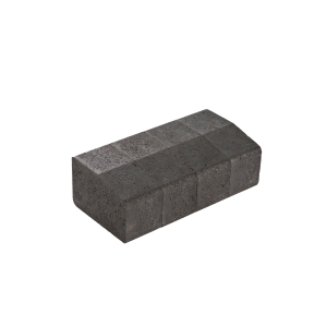 Tobermore Kerb Large Charcoal 200 x 127 x 100 mm