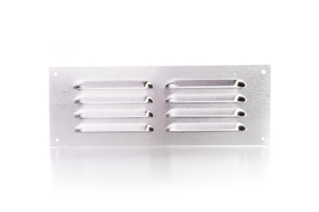 Rytons Building Products Ltd '9 x 3' Aluminium Louvre Ventilator