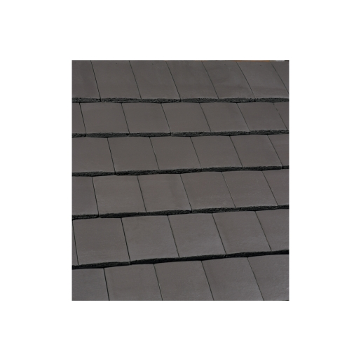 Marley Ashmore Interlocking Double Plain Roofing Tile Smooth Grey 14228 - Pallet of 276