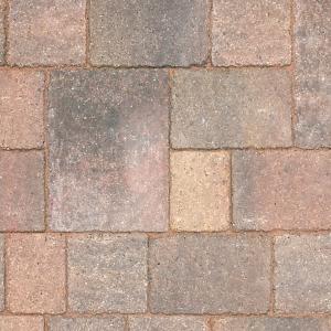 Marshalls Drivesett Tegula Block Paving Traditional Project Pack 9.73m2