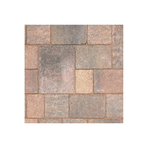 Marshalls Drivesett Tegula Block Paving Traditional Project Pack 9.73m2