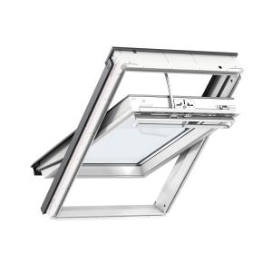 VELUX INTEGRA® Electric Roof Window 550mm x 780mm White Polyurethane GGU CK02