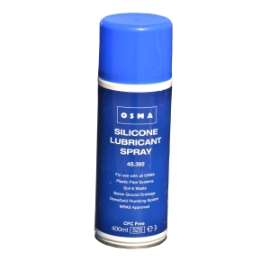 Osma 4S392 Silicone Lubricant Spray 400ml