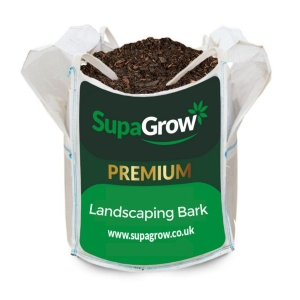 SupaGrow Premium Landscaping Bark Chippings 600L