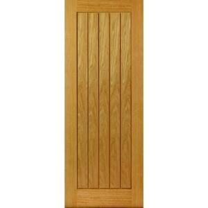 Oak Internal Prefinished Suffolk Fire Door FD30