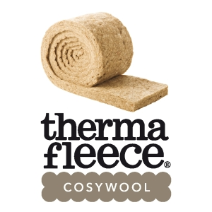 Thermafleece CosyWool Natural Insulation 100mm Split