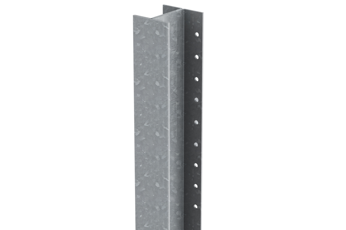 Durapost Classic Post Galvanised 1800mm Home Delivered