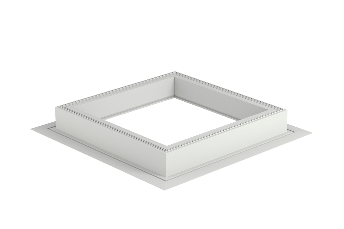 VELUX Flat Roof Window Extension Kerb 900mm x 1200mm ZCE 090120 0015