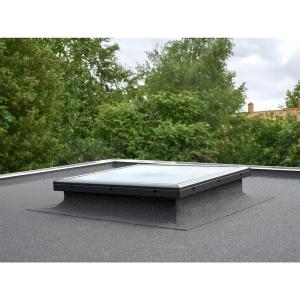 Velux Flat Glass Rooflight Fixed Cfp 080080 S00m