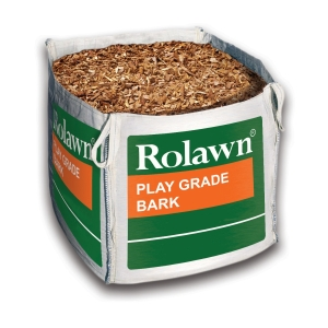 Rolawn Play Grade Bark Chippings Bulk Bag 1m³
