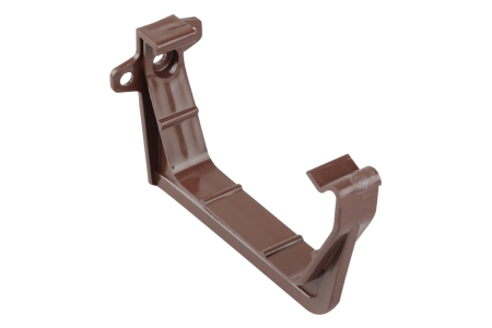 Osma SquareLine 4T819 Gutter Support Bracket 100mm Brown
