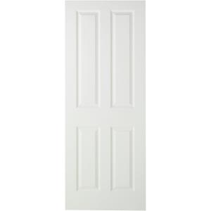 Internal Moulded 4 Panel Smooth FD30 Fire Door