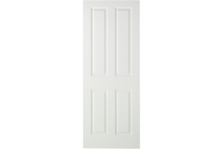 Internal 4 Panel Smooth 30 Min Fire Door 1981 mm x 762 mm x 44 mm