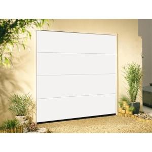 Garador Linear Medium Classic Uninsulated Garage Door 2134mm x 2438mm