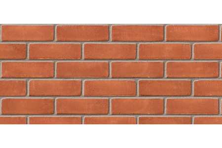 Ibstock Brick Glenfield Red Stock 65mm Facing Brick - Pack Of 500