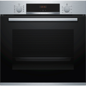 Bosch Serie 4 Integrated Single Oven Stainless Steel - HBS534BS0B