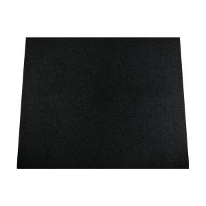 Rangemaster Toledo 90 Splashback Metallic Black Gloss