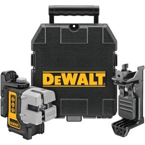 DeWalt DW089K-XJ Multi Line Laser Compatible with DE0892 Detector