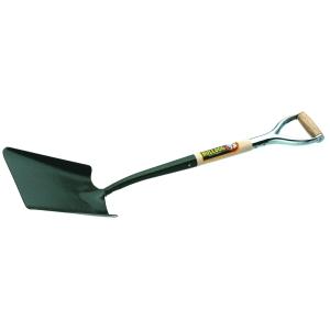Bulldog No.2 Taper Mouth Shovel Digging Spade