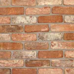 Brick Slips Tile Blend 4 - Box of 35 Tiles - 0.6m2