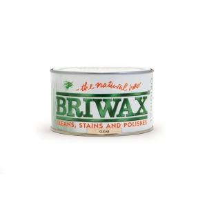 Briwax Premium Wax Polish Clear 400ml