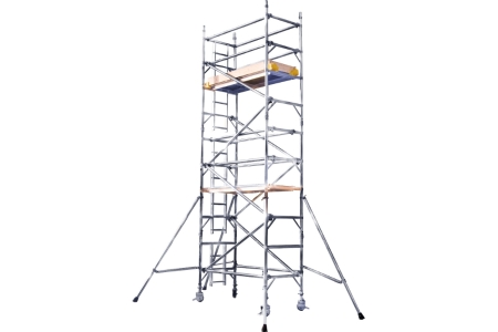 Alloy Tower .85 x 1.8 x 4.7m 3T
