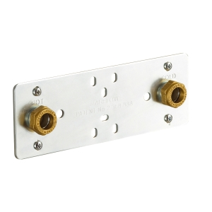 iflo Behind Tile Shower Fixing Plate