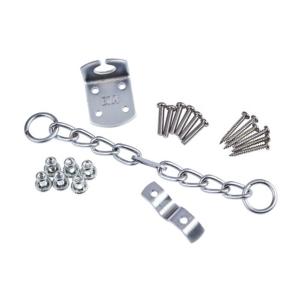 4TRADE Security Door Chain Satin Nickel 262911