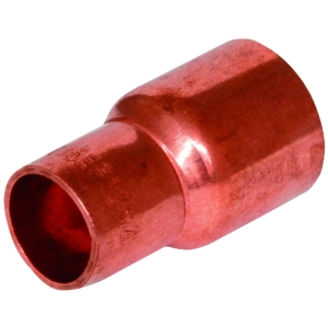 Reducing Coupling End Feed 22mm x 15mm