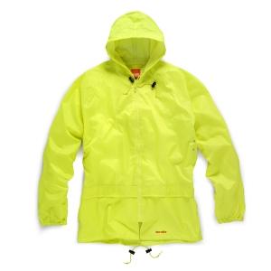Scruffs 2 Piece Yellow Waterproof Suit