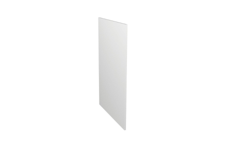 Orlando/Madison White Decor Base Panel 18mm