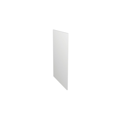 Gloss White Base Decor Panel (Mfc) Lglews
