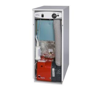 Grant Vortex System Pro Utility/Kitchen 15-26kW Heat Only Oil Boiler
