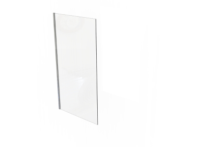 Kudos Ultimate 2 Glass Panel 1952mm x 1200mm