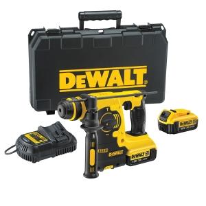 DeWalt 18V Xr Heavy Duty 3 Mode Hammer Drill DCH253m2 C/W 2 x 4.0AH Batteries
