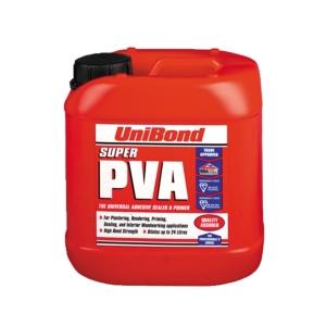 UniBond Super PVA Building Adhesive 10L