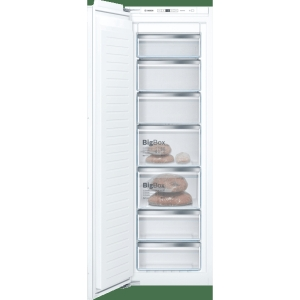 Bosch Serie 6 Integrated In Column Freezer Frost Free - GIN81AEF0G