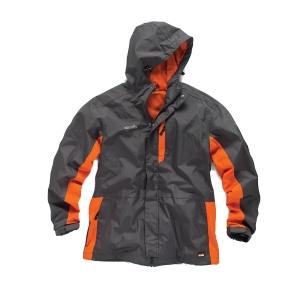 Scruffs Worker Jacket Grey