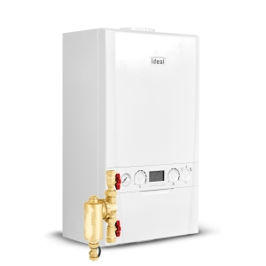 Ideal Logic Max C30 Gas Combi Boiler ERP with Filter