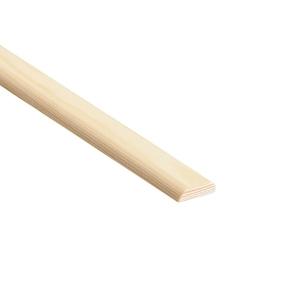 Pine D Mould 18mm x 6mm x 2400mm