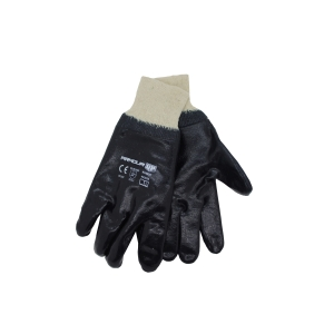 Armour Up Nitrile Coated Knit Wrist Gloves Large
