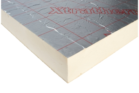 Xtratherm Pitched Roof Insulation Board 70mm x 1200mm x 2400mm